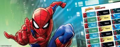 Spider-Man-nimitarrat