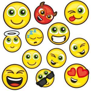 Heijastimet: Emojit