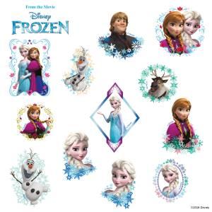 Heijastimet: Frozen