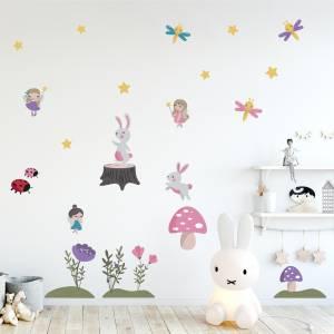Seinätarrat: Keiju