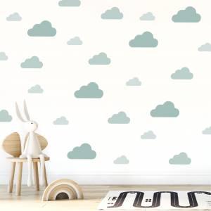 Seinätarrat: Pilvet