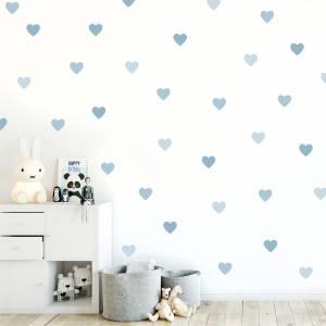 Seinätarrat: Sydämet