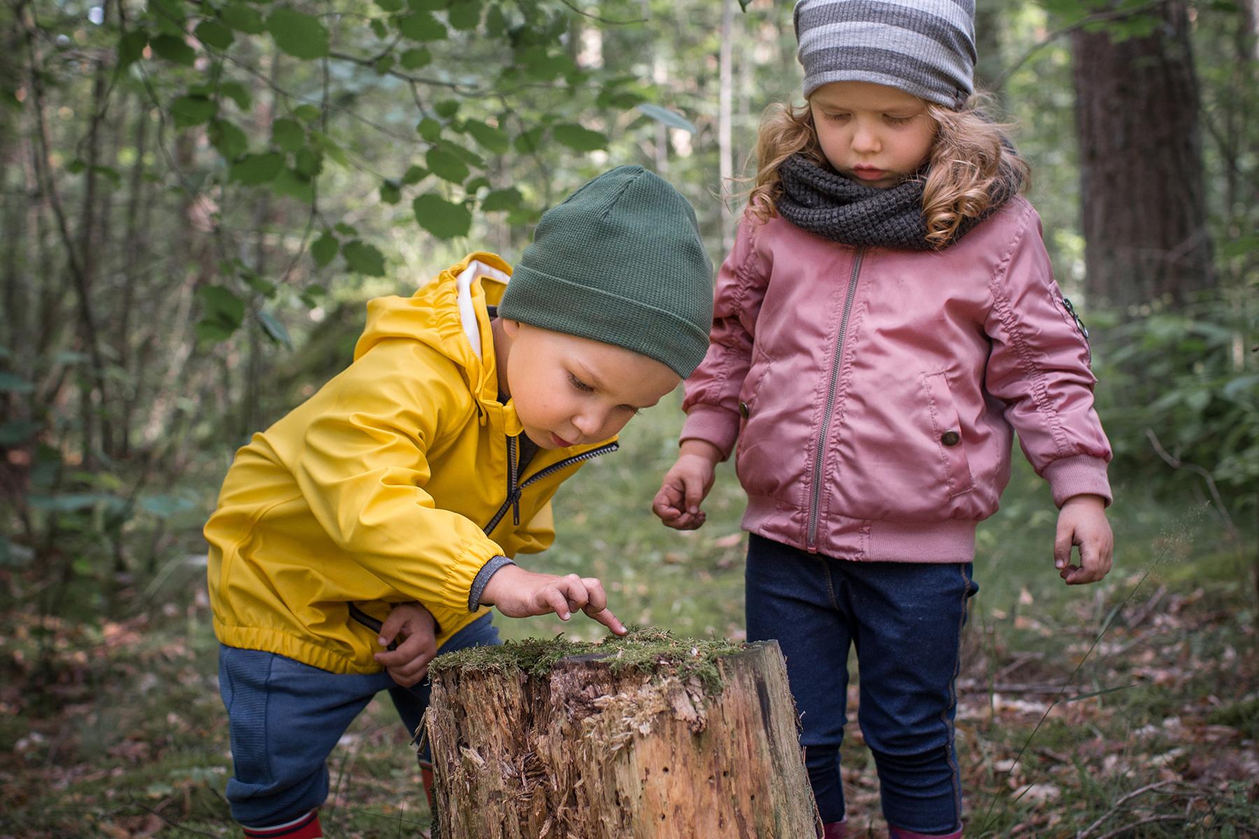 Mitä vaihtovaatteita lapsi tarvitsee päiväkotiin?