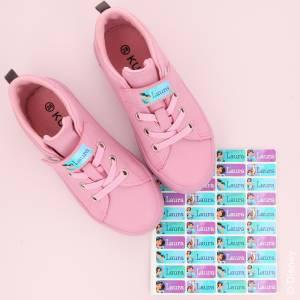 Jasmine-nimilaput kenkiin
